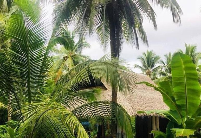 Sadhana Siargao, ג'נרל לונה, גינה