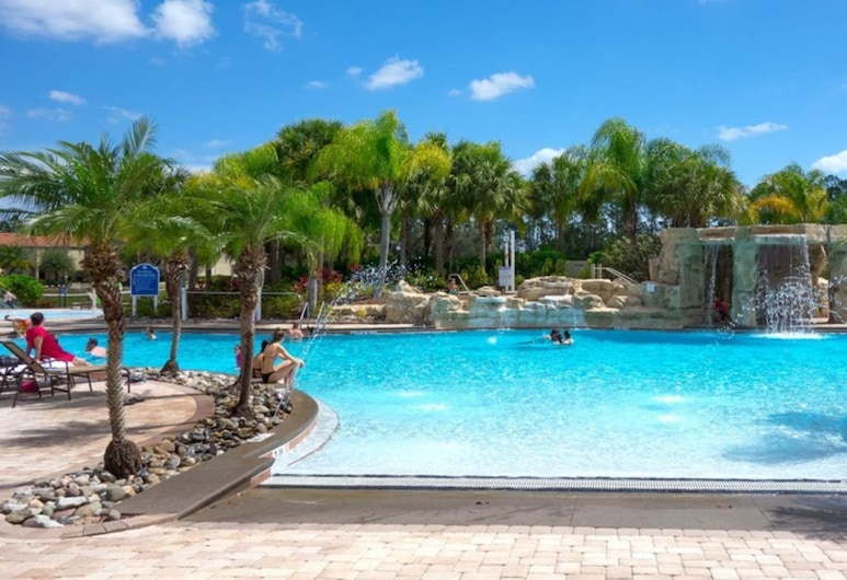 Paradise Palms 8966 C, Kissimmee, Townhome, 5 Bedrooms, Pool