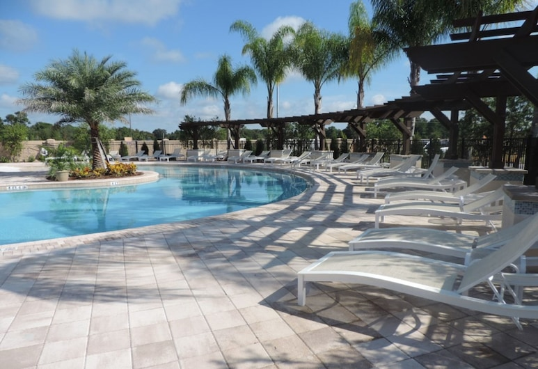 Lucaya Village 4, Kissimmee, Townhome, 4 Bedrooms, Pool