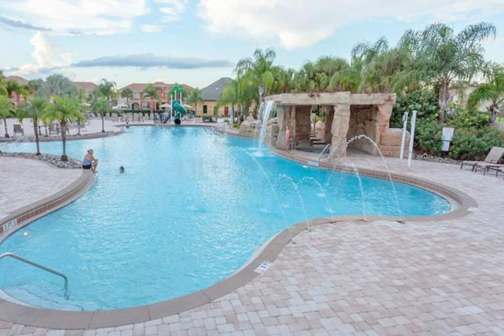 Mestský dom, 4 spálne - Vonkajší bazén