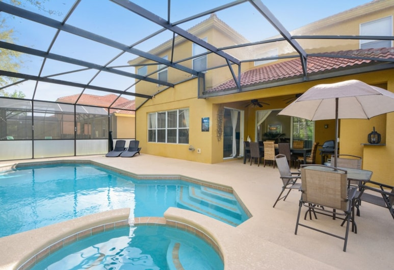 Bella Vida 1191, Kissimmee, House, Multiple Beds, Outdoor Pool