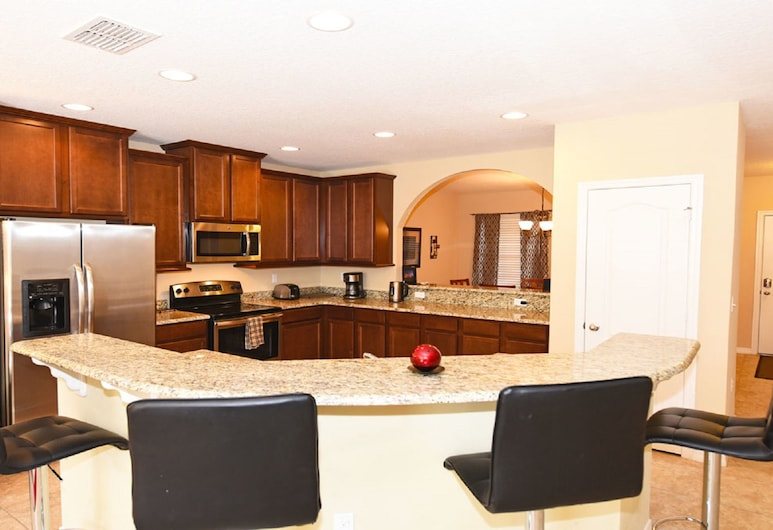 Cypress Pointe 1127, Davenport, House, 6 Bedrooms, Private kitchen
