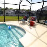 House, 4 Bedrooms - Indoor Pool