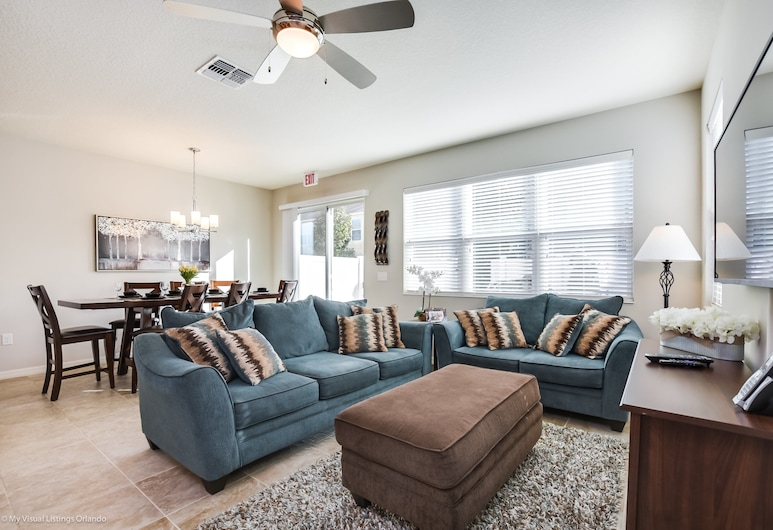 Compass Bay 5132, Kissimmee, Maison mitoyenne, 4 chambres, Chambre