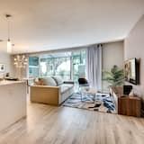 Stadtwohnung, 4Schlafzimmer - Wohnbereich