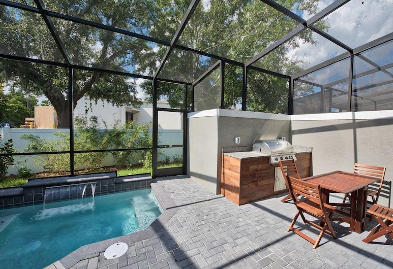 Le Reve 4445, Kissimmee, Sıra Ev, 4 Yatak Odası, Kapalı Yüzme Havuzu