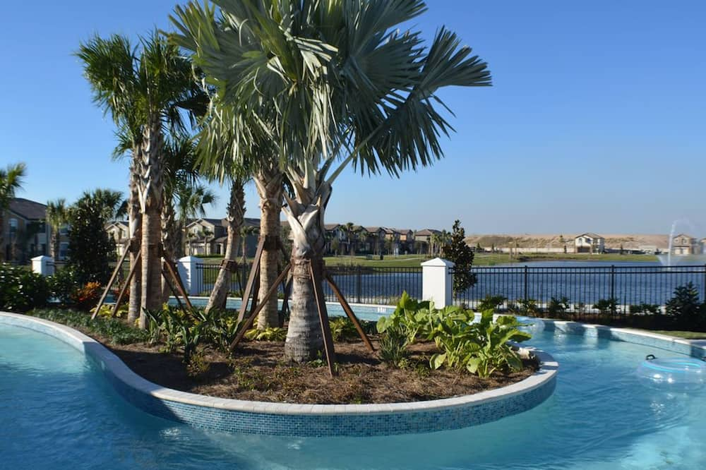 Townhome, 5 Bedrooms - Pool