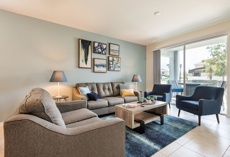 Storey Lake 4751-101, Kissimmee, Apartment, 3 Bedrooms, Living Area