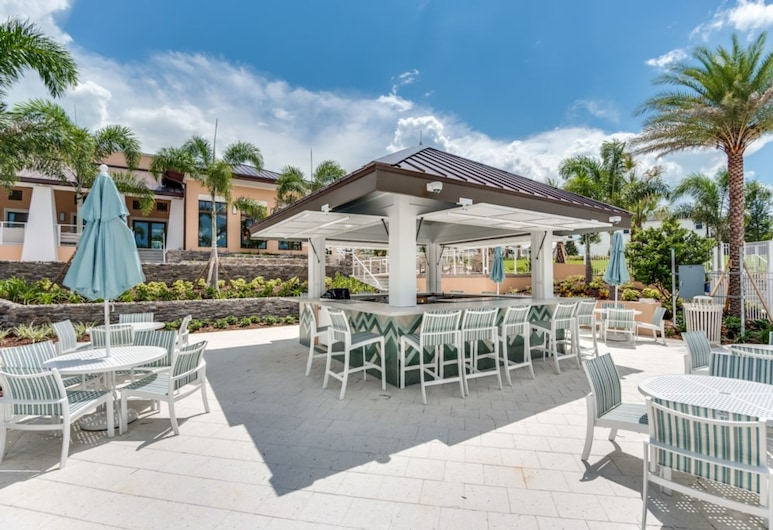 Solara Resort 1503, Kissimmee, Townhome, 4 Bedrooms, Property Grounds