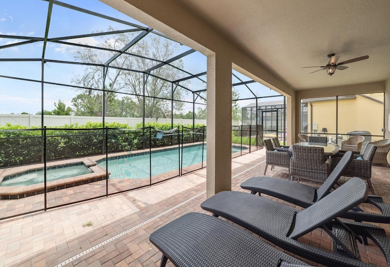 Windsor at Westside 8829, Kissimmee, House, Multiple Beds, Terrace/Patio