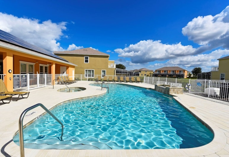 Serenity 17412, Clermont, Townhome, 3 Bedrooms, Outdoor Pool