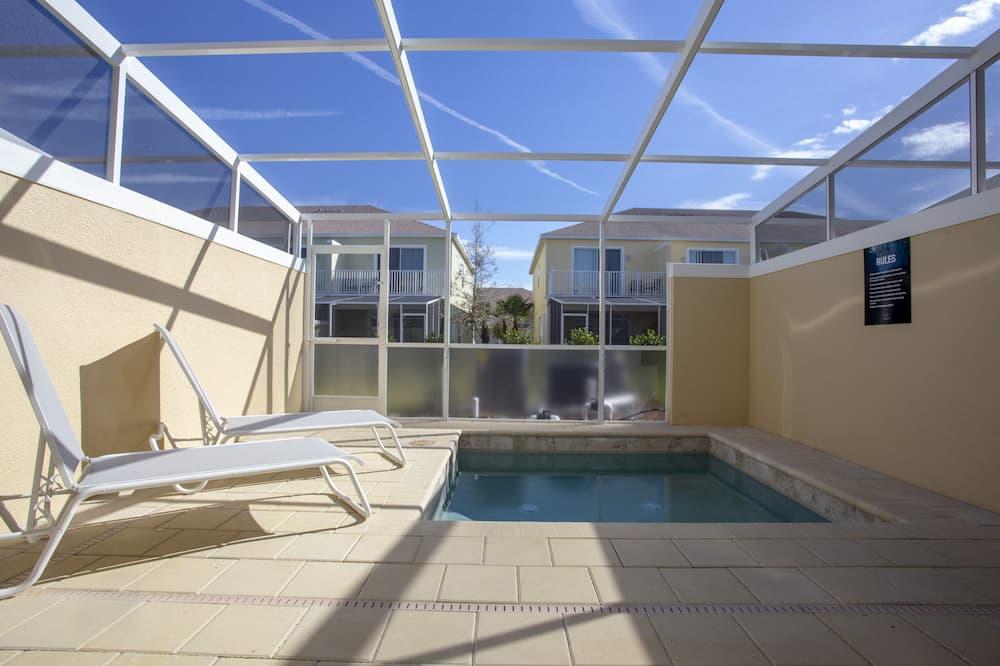 Sıra Ev, 3 Yatak Odası - Kapalı Yüzme Havuzu
