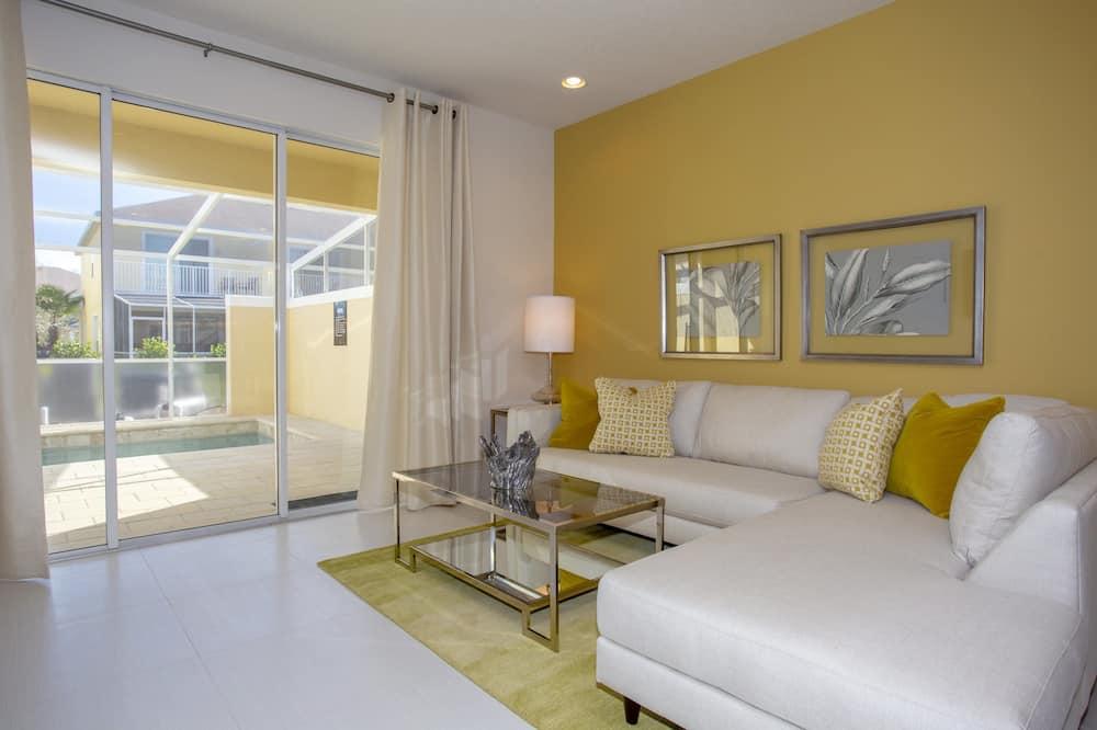 Sıra Ev, 3 Yatak Odası - Oturma Alanı