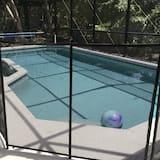 Huis, 4 slaapkamers - Buitenzwembad