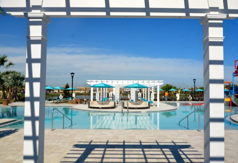 Windsor at Westside 8870, Kissimmee, Maison mitoyenne, 5 chambres, Piscine