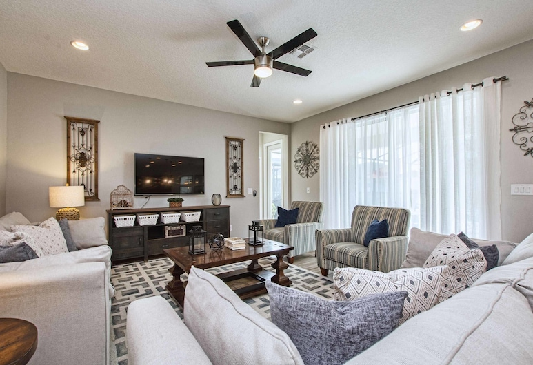 Sonoma Resort 2698, Kissimmee, House, 6 Bedrooms, Living Area