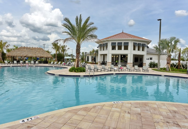 Storey Lake 4702, Kissimmee, House, 5 Bedrooms, Outdoor Pool