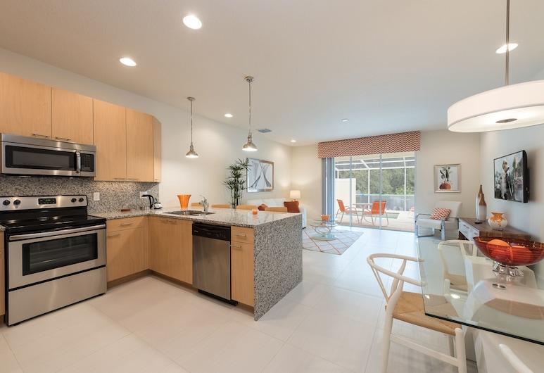 سيرينيتي 1426, كليرمونت, وحدة سكنية متصلة - ٣ غرف نوم, مطبخ خاص