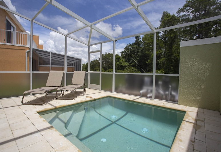 Serenity 1500, Clermont, Townhome, 3 Bedrooms, Indoor Spa Tub