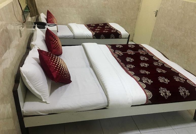 Aman Hotel CST, Mumbai, Deluxe Triple Room, Guest Room