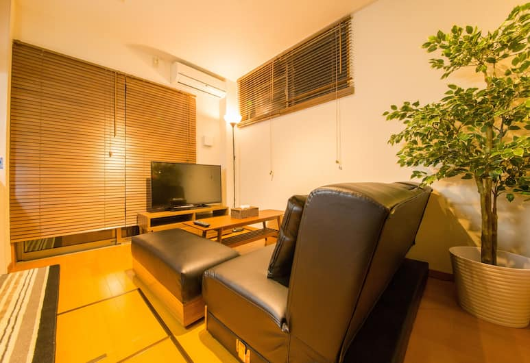Guesthouse Harmony Shiyakushomae, Kyoto, Стандартный номер, Гостиная