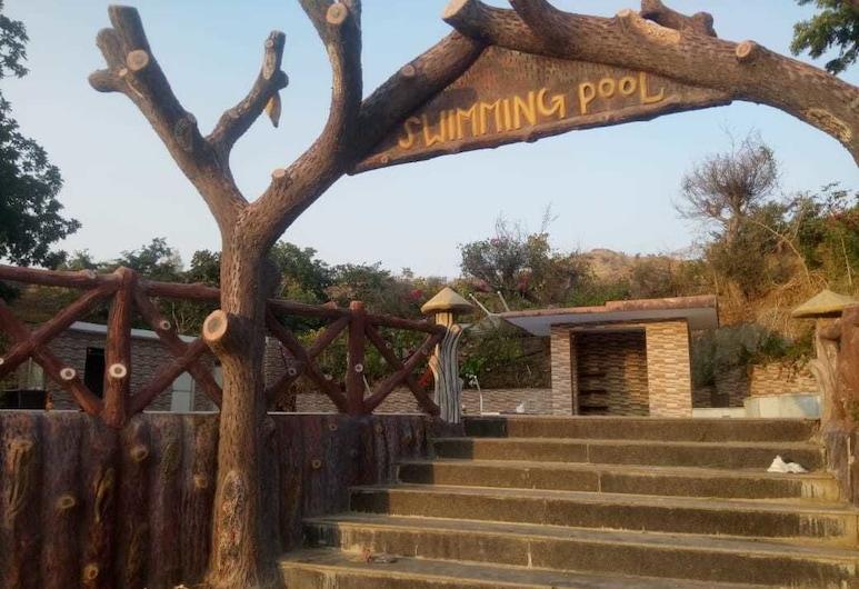 CZAR Palace Resort Udaipur, Udaipur, Udendørsareal