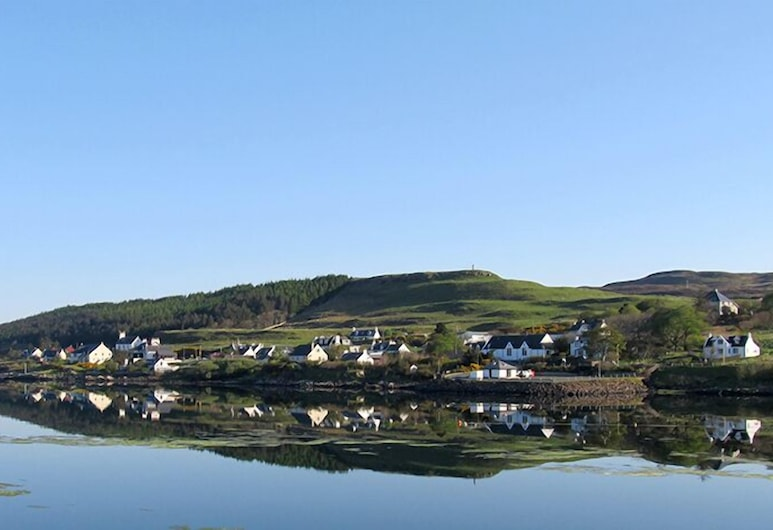Skye Lodge, เกาะสกาย, ห้องพัก