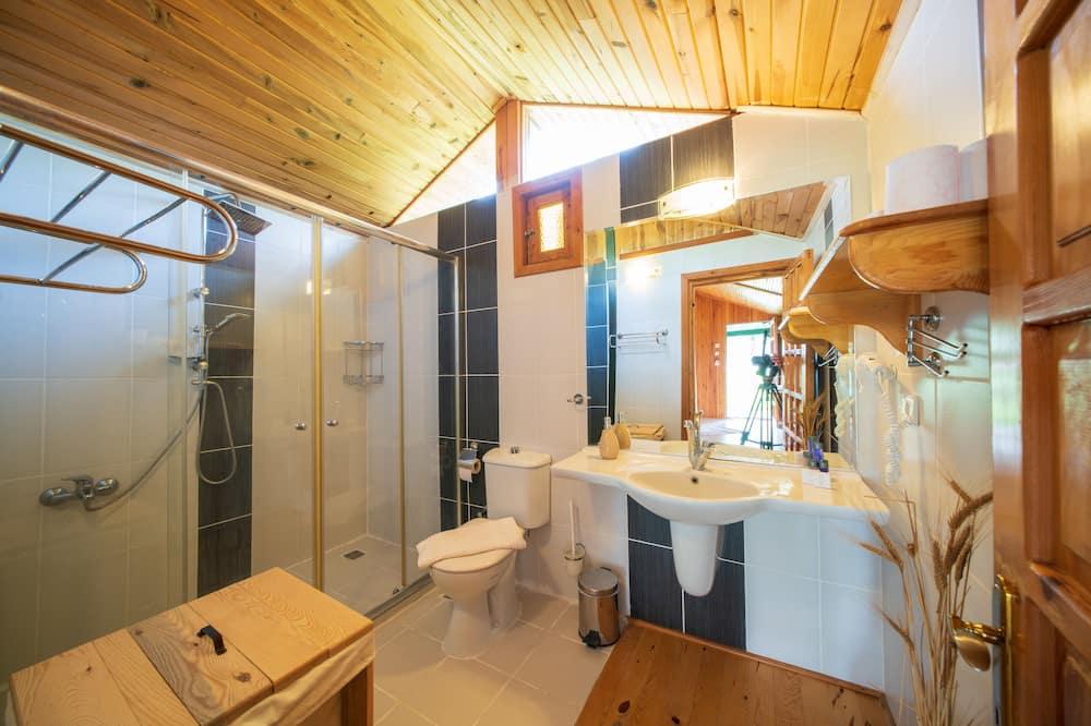 Family Bungalow, 1 Bedroom (4 People) - Bathroom