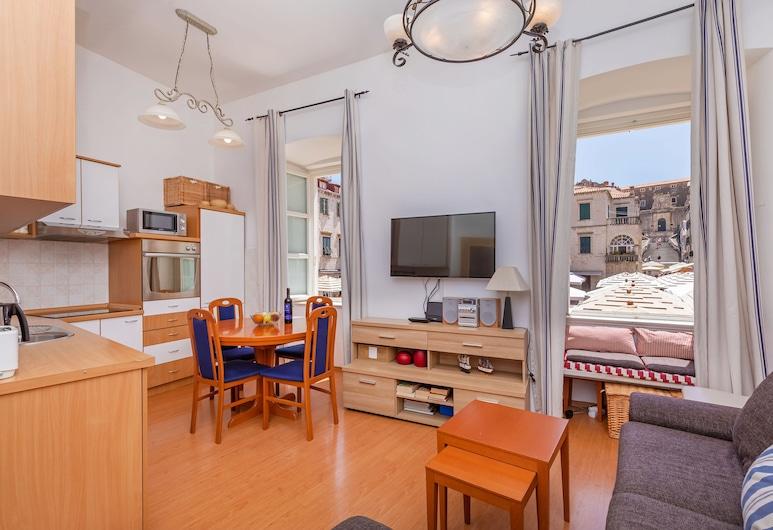 Apartment Royale, Dubrovnik, Apartamento standard, Área de estar