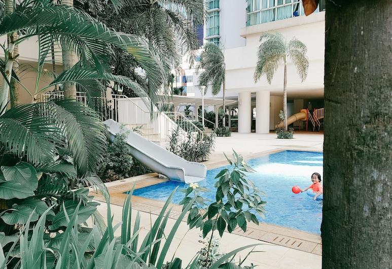 OHO Suites KLCC, Kuala Lumpur, Piscine en plein air