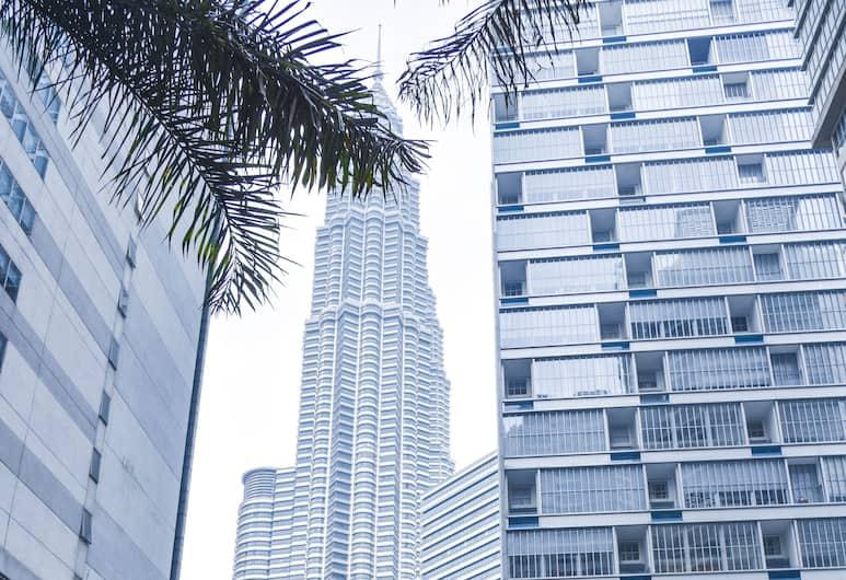 OHO Suites KLCC, Kuala Lumpur, Extérieur