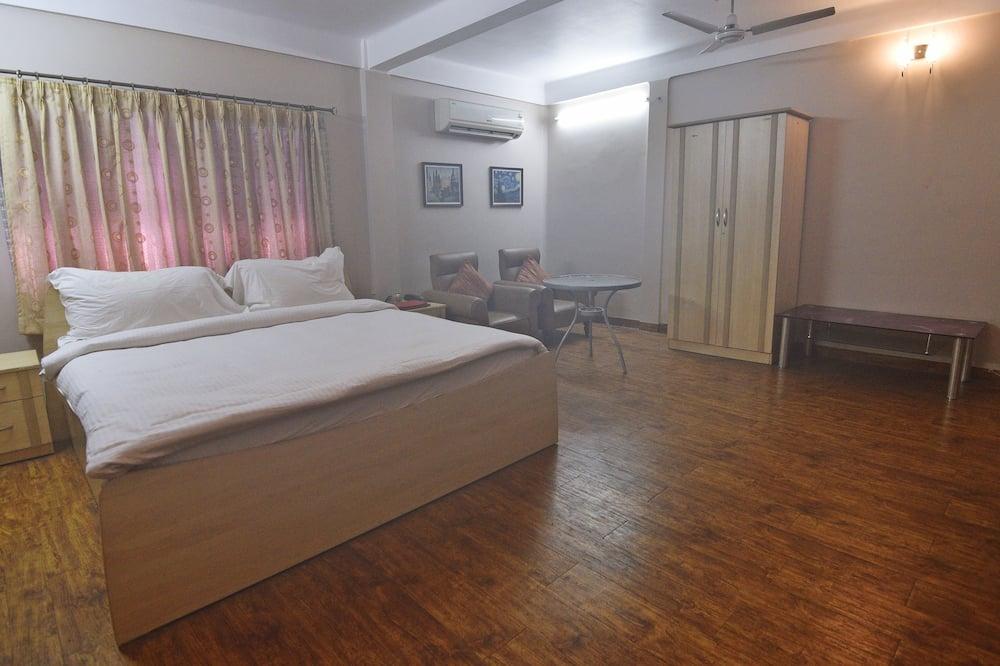 Deluxe-Zimmer, 1 Doppelbett - Zimmer
