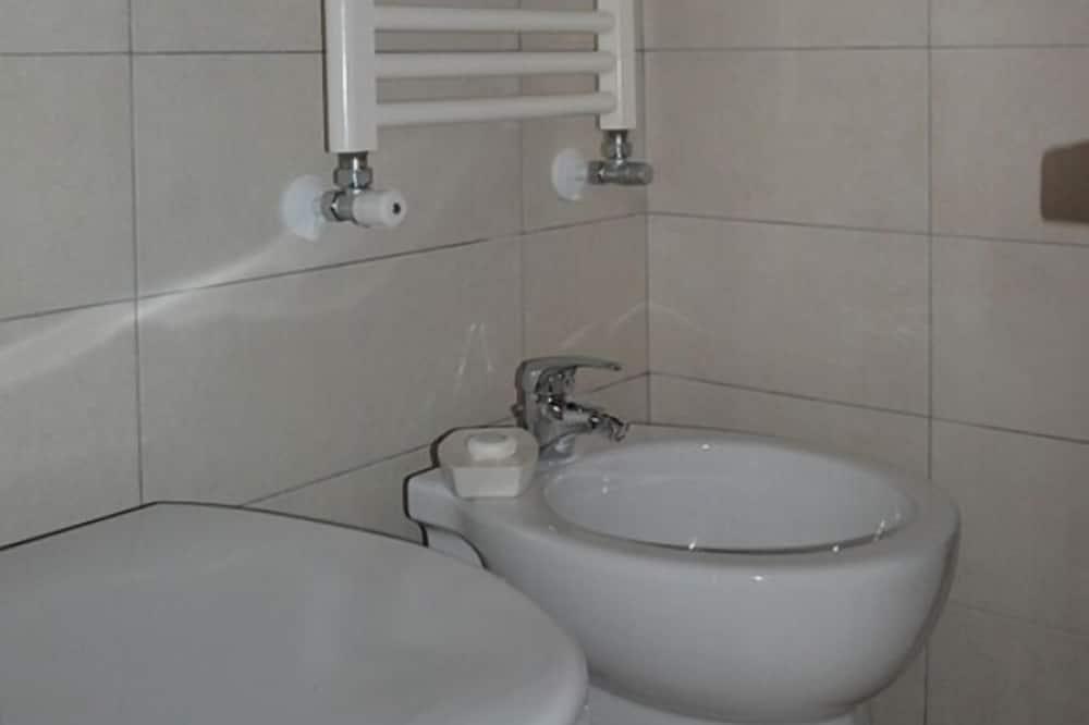 Deluxe-Zimmer (La Vaniglia) - Badezimmer