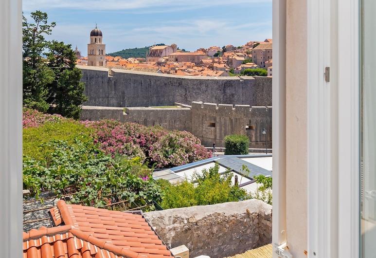 Apartment Entre Les Jardins, Dubrovnik, Apartamento standard, Vista do quarto