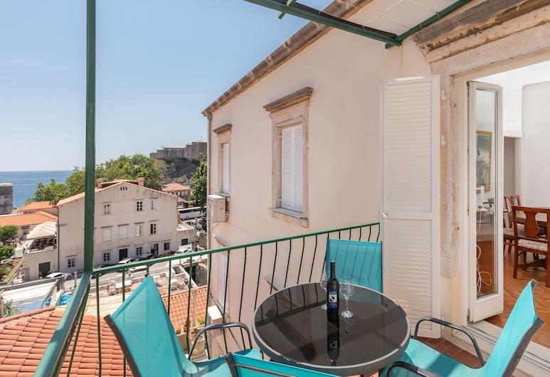 Apartment Entre Les Jardins, Dubrovnik, Apartamento standard, Terraço/pátio