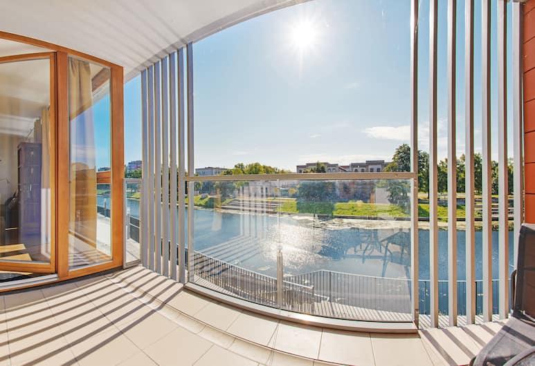 Apartamenty Sun & Snow Aura, Gdansk, Apartemen, pemandangan sungai (89), Pemandangan dari kamar