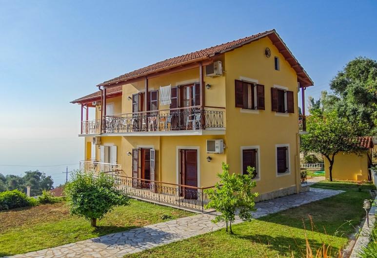 艾倫妮開放式公寓酒店, 科孚島