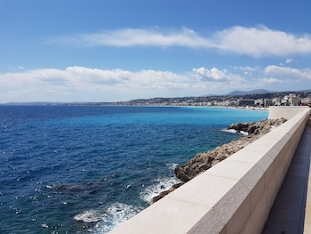 Bild vom Nice Booking - Castel Joli - 200m Prom in Nizza