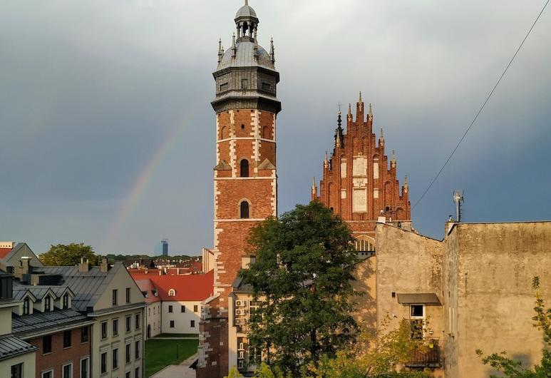 Dada Boutique Home Hotel, Cracovia, Camera Superior, 1 letto queen, vista giardino, Vista dalla camera