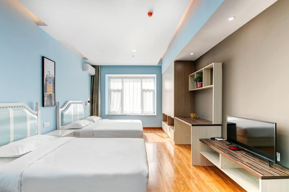 Apartmán typu Basic, 1 veľké dvojlôžko - Hosťovská izba
