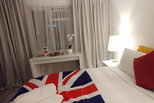 英國倫敦艾伊朗旅館/