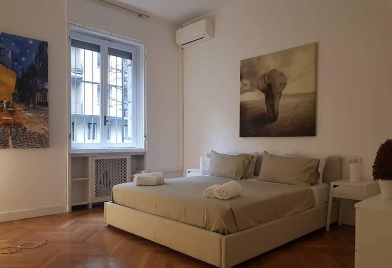 밀라노 중심가에 위치한 고급 아파트 - 침실 4개, 밀라노, 아파트, 침실 4개, 객실