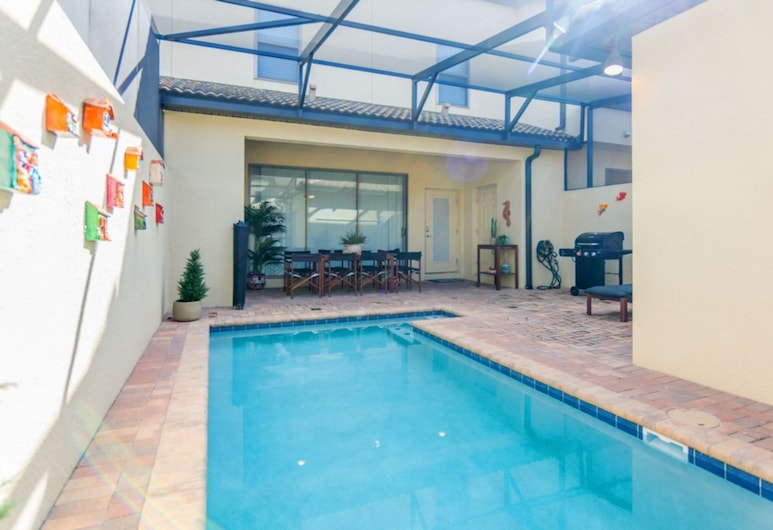Luxurious Vacation Home at Westside Ww8948, Kissimmee