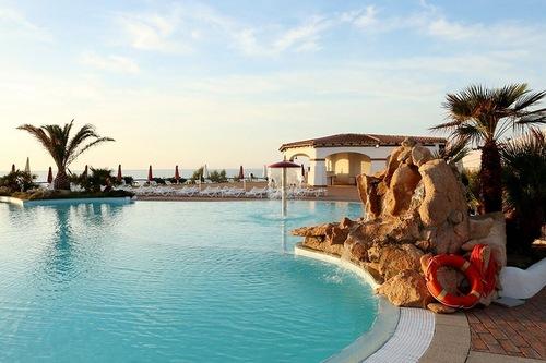 海灘酒店/