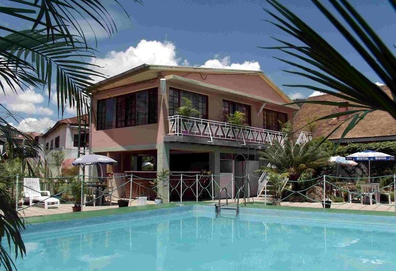 Hôtel Tombontsoa, Fianarantsoa, Kolam Terbuka