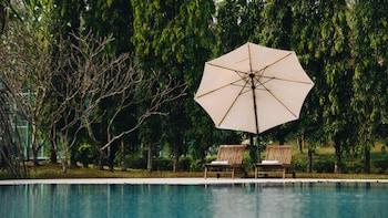 挽臘茫泰國國立法政大學生態飯店的相片