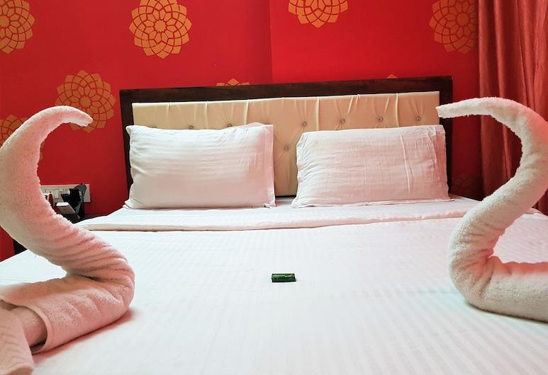 Hexa Homes Service Apartment, Mumbai, Deluxe dvokrevetna soba, Soba za goste