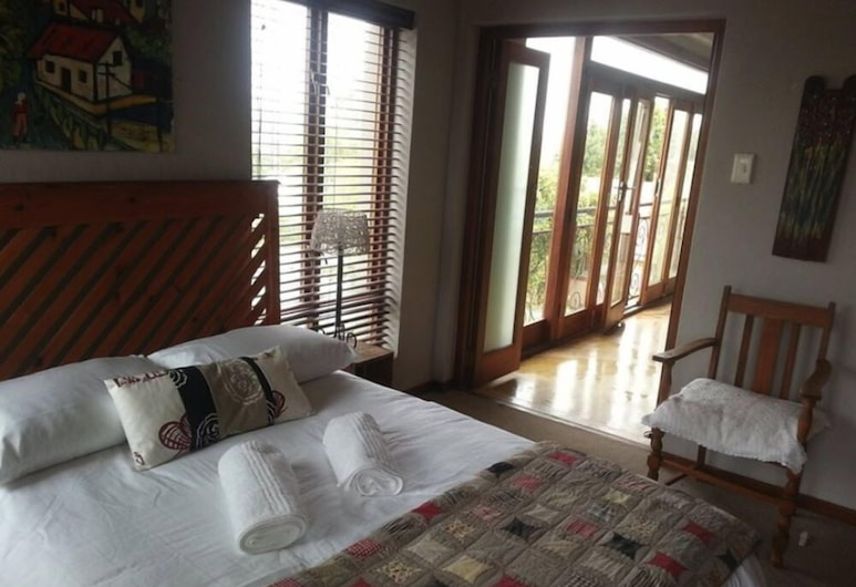 Die Pastorie , Caledon, Luxury Double Room, Private Bathroom, Bilik Tamu