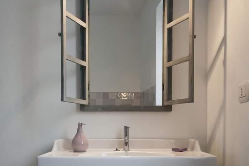 Quarto Quádruplo (vaniglia & noce moscata) - Casa de banho
