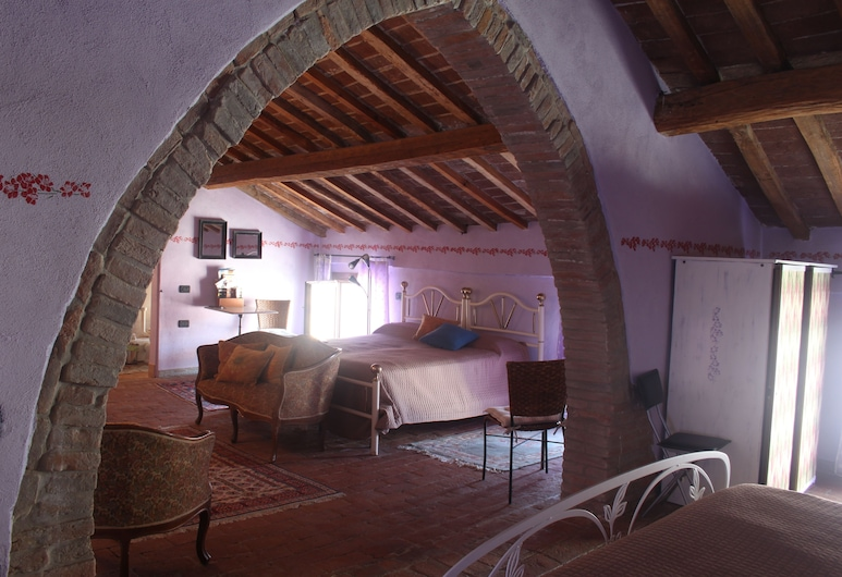 B&B Polirone, San Benedetto Po, Luxury Suite, Guest Room